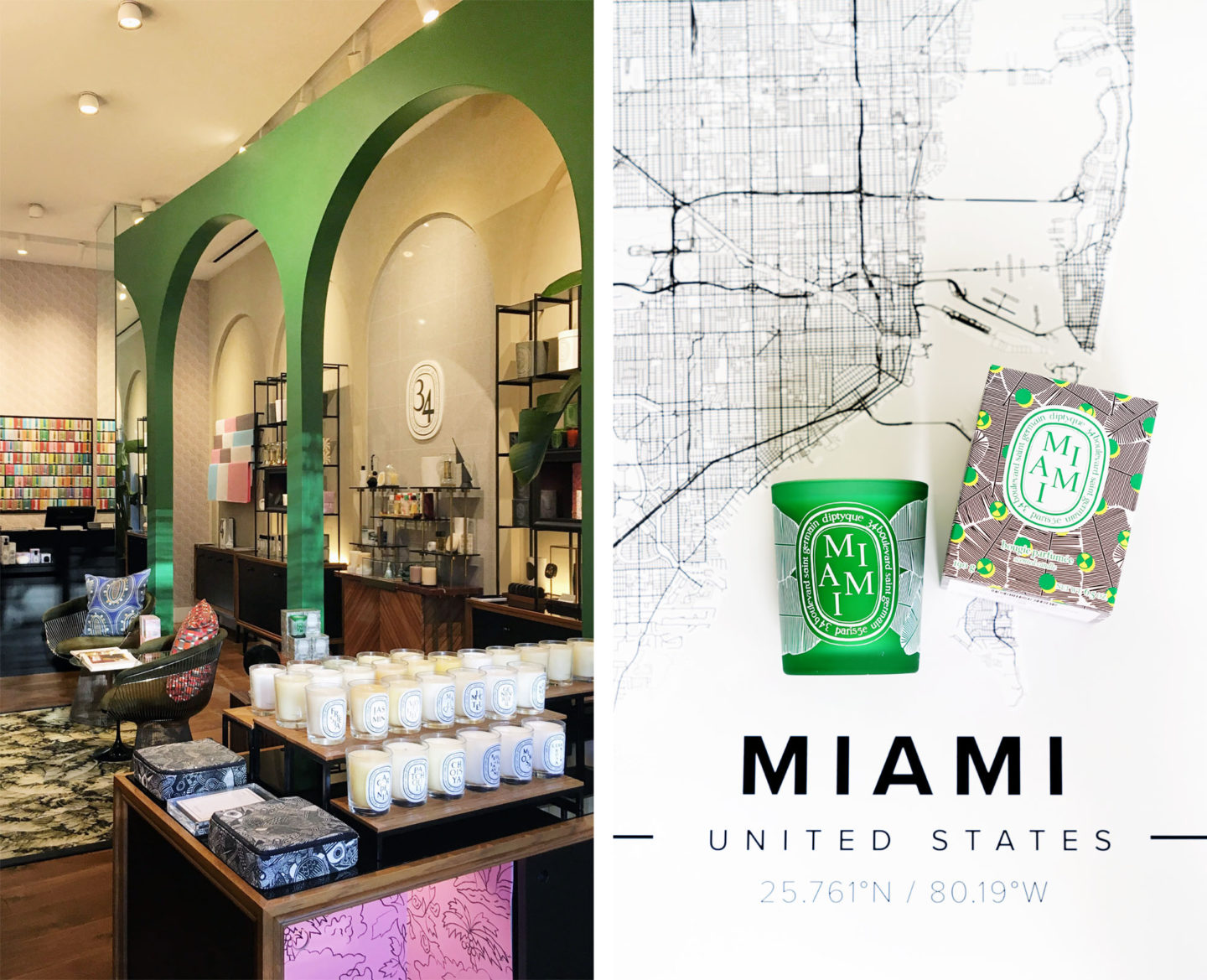 Diptyque City Candle Miami