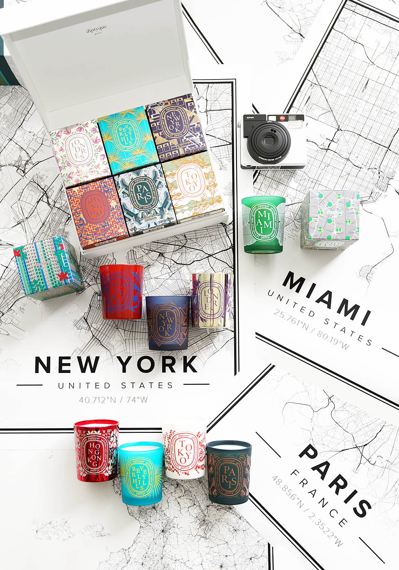 Diptyque City Candle Review | The Beauty Look Book