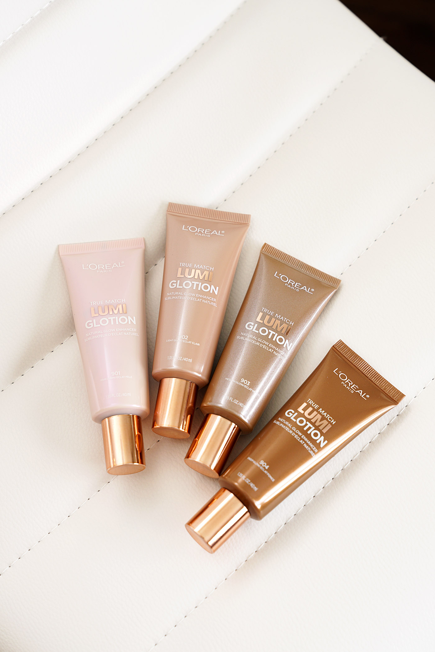L'Oreal True Match Lumi Glotion Review + Swatches