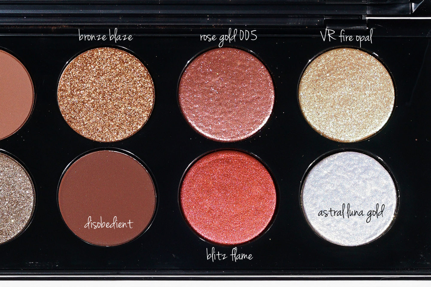 Pat McGrath Labs Mothership V Bronze Seduction eyeshadow palette