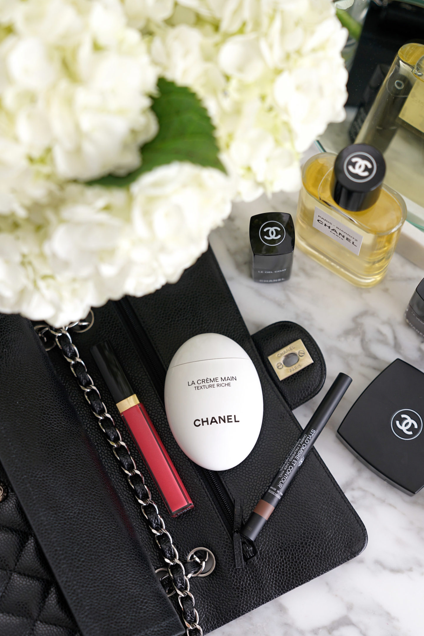 Chanel La Creme Main Texture Riche