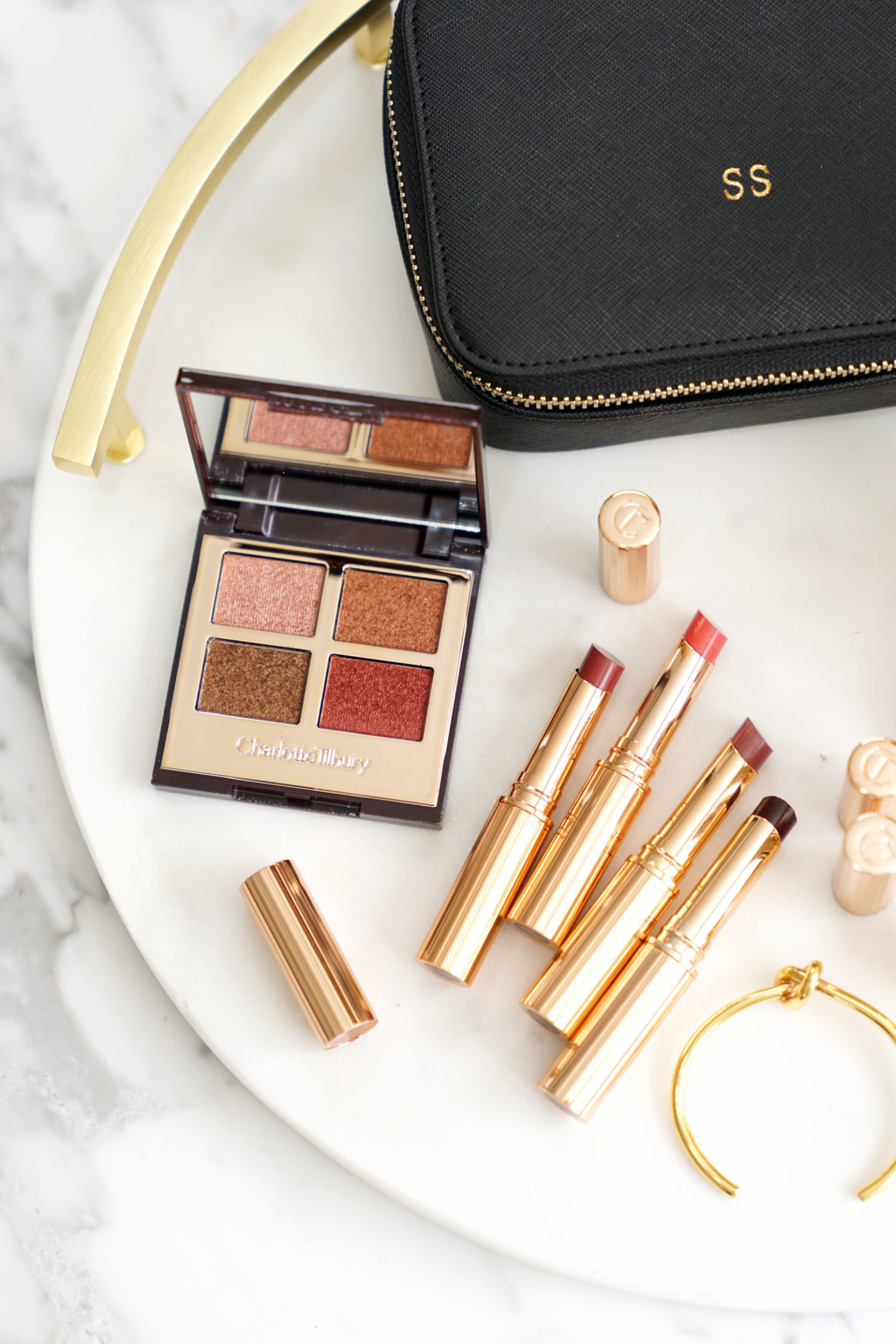 Charlotte Tilbury Luxury Palette of Pops Supersonic Girl + Superstar Lips Review