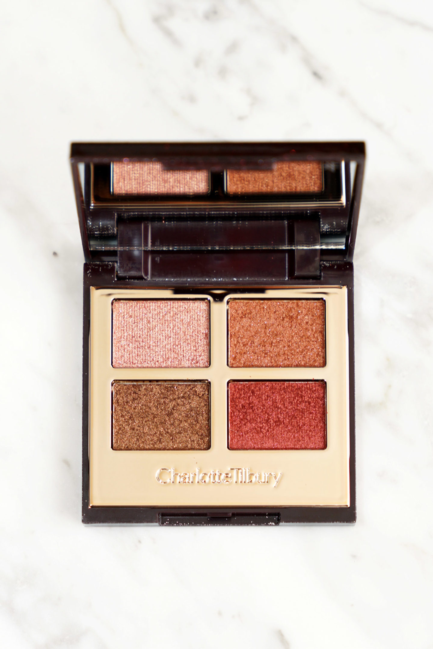 Charlotte Tilbury Luxury Palette of Pops Supersonic Girl Review