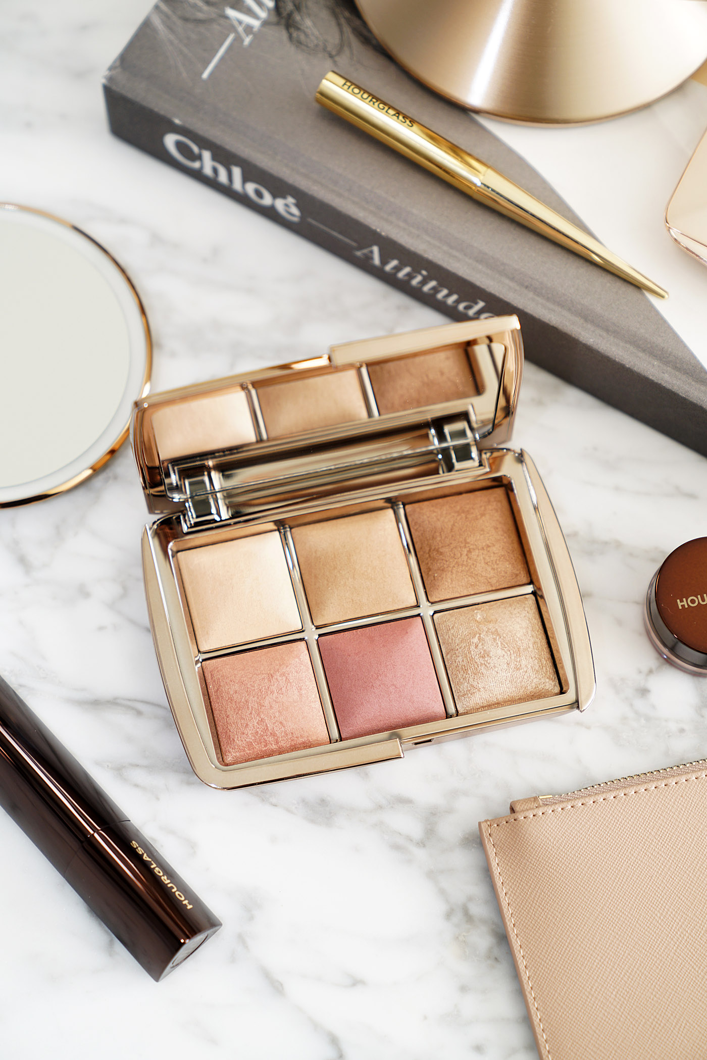 Hourglass Unlocked Ambient Lighting Palette Review