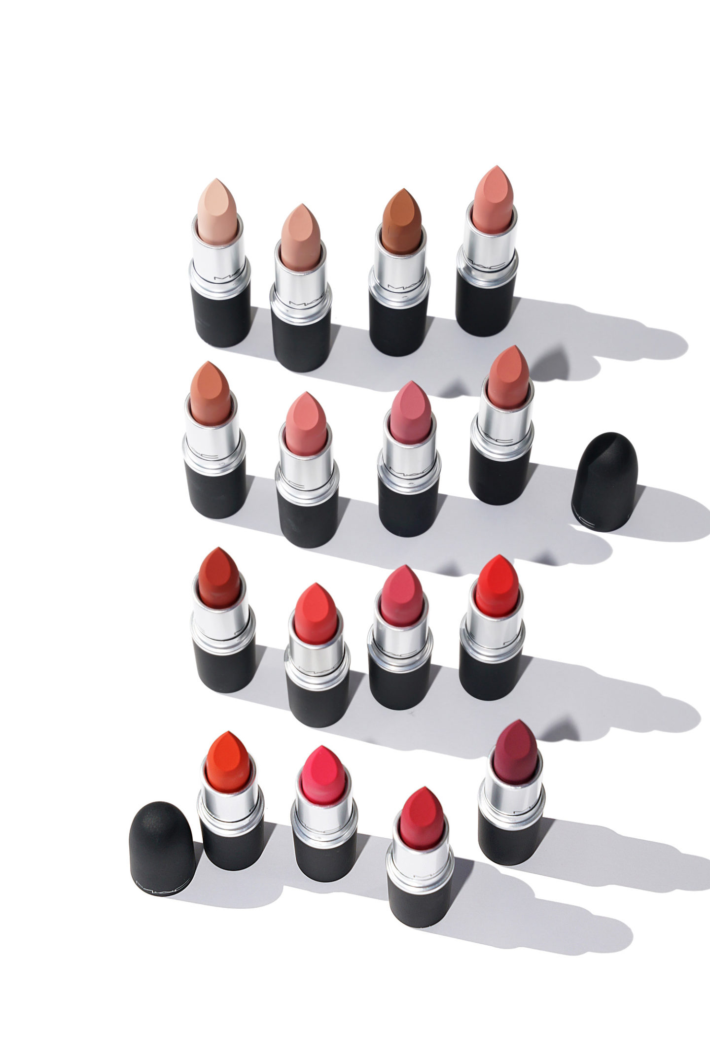 MAC Powder Kiss Lipstick Review and Swatches