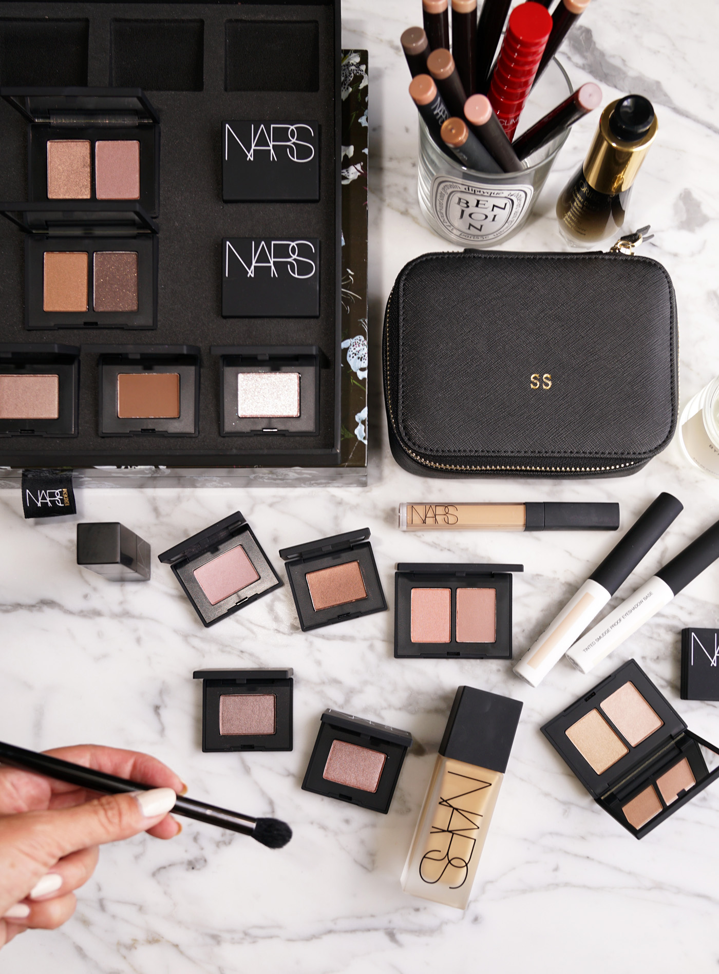 NARS Eyeshadow Single and Duo relaunch