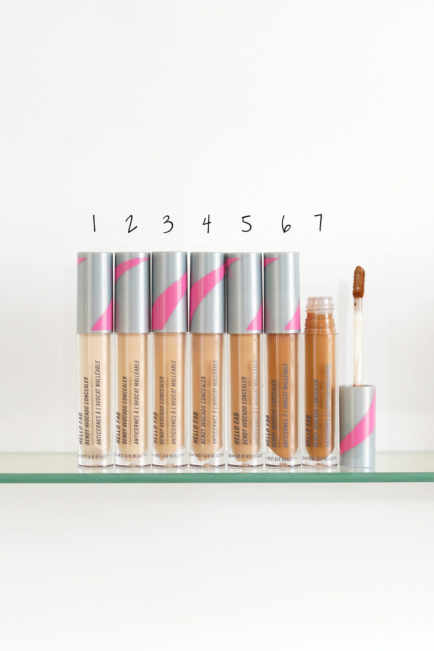 Concealer Roundup: Cle de Peau Beaute, MAC, First Aid Beauty