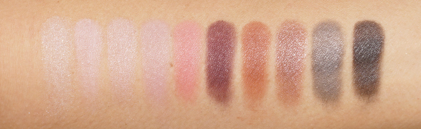 By Terry Eye Light Palette Terrybly Paris swatches