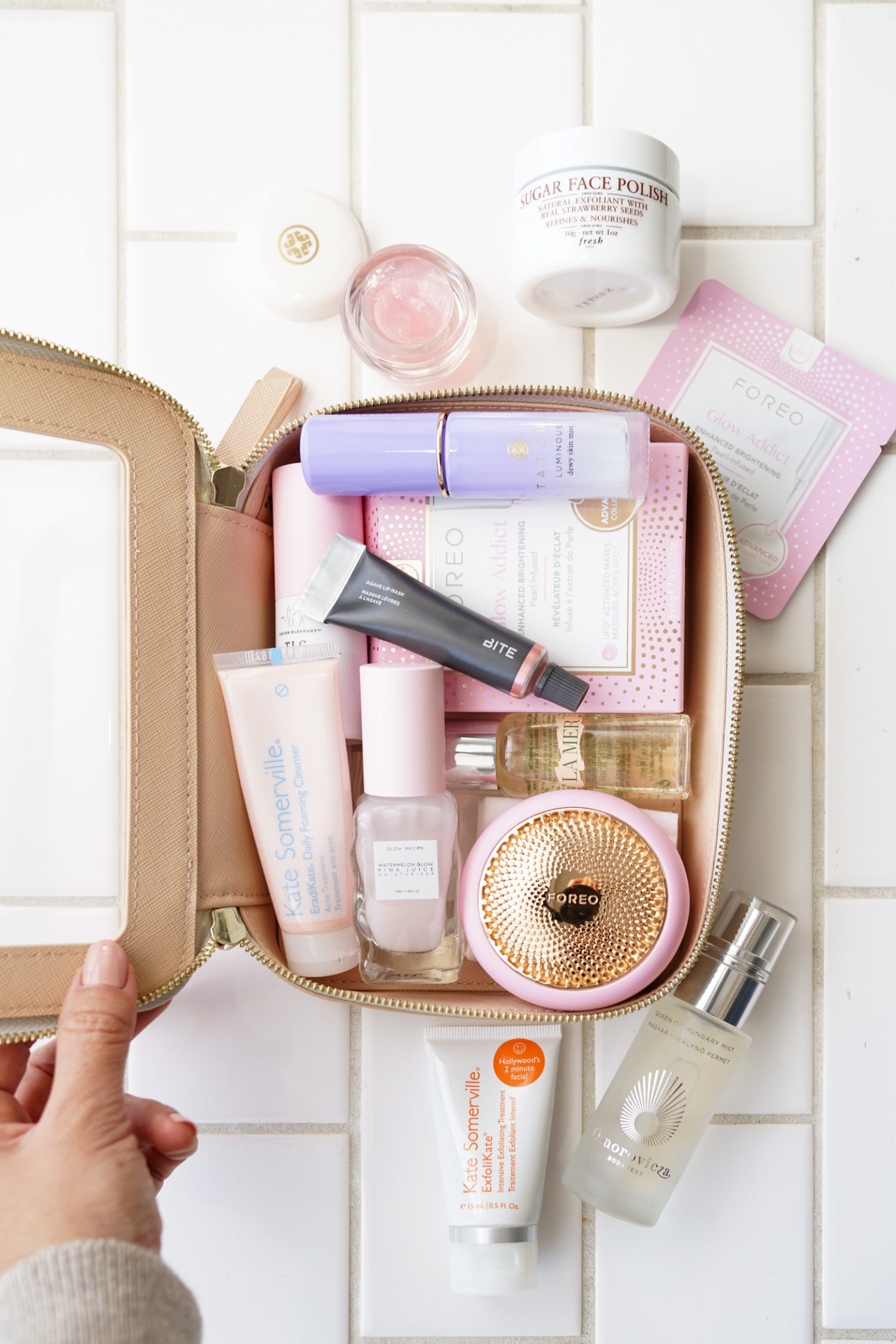 Travel Skincare Favorites | The Beauty Look Book