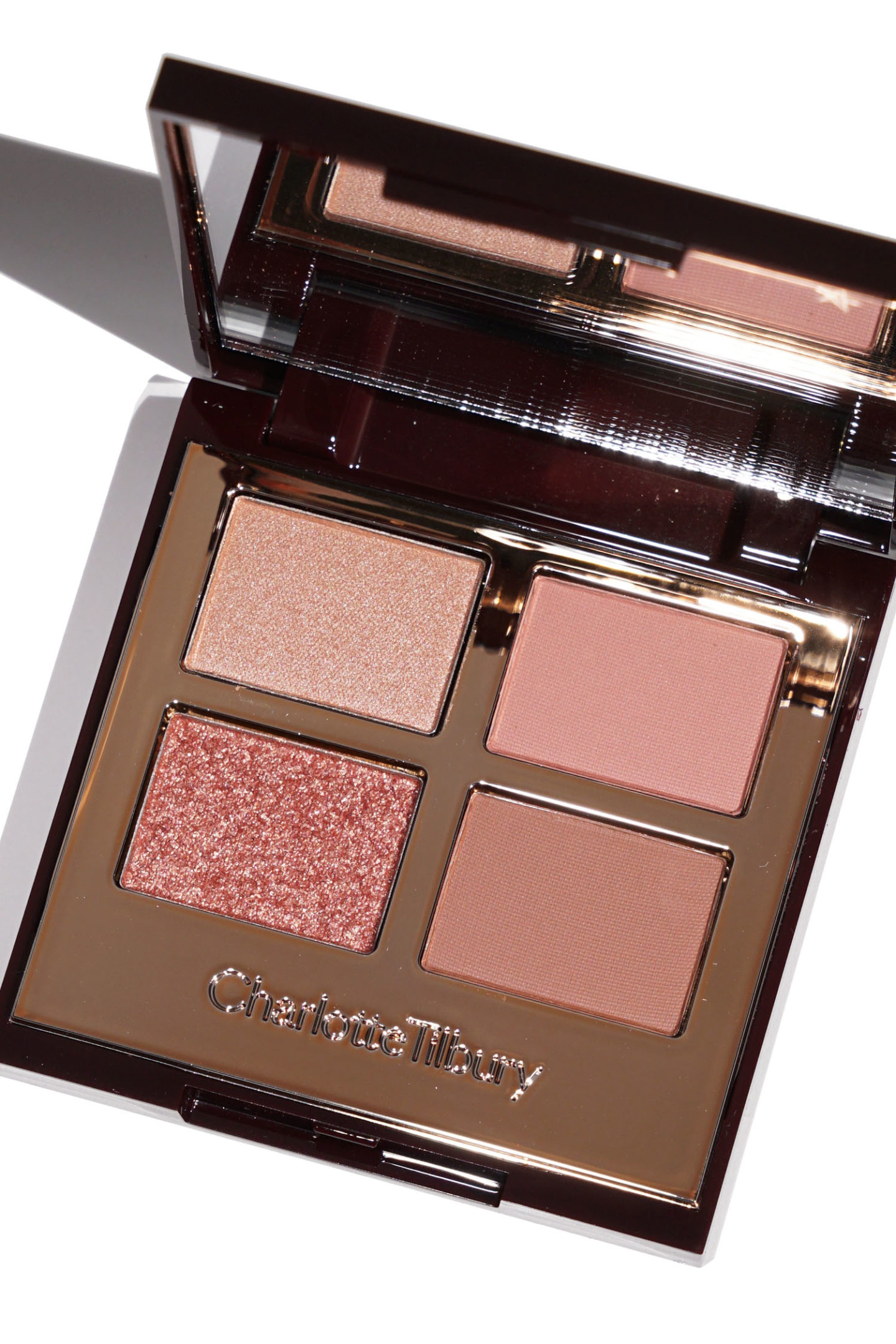 Charlotte Tilbury Pillow Talk Eyeshadow Palette Review | The Beauty Look Book