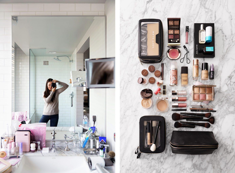 Travel Makeup, Sabrina's Favorites | The Beauty Look Book