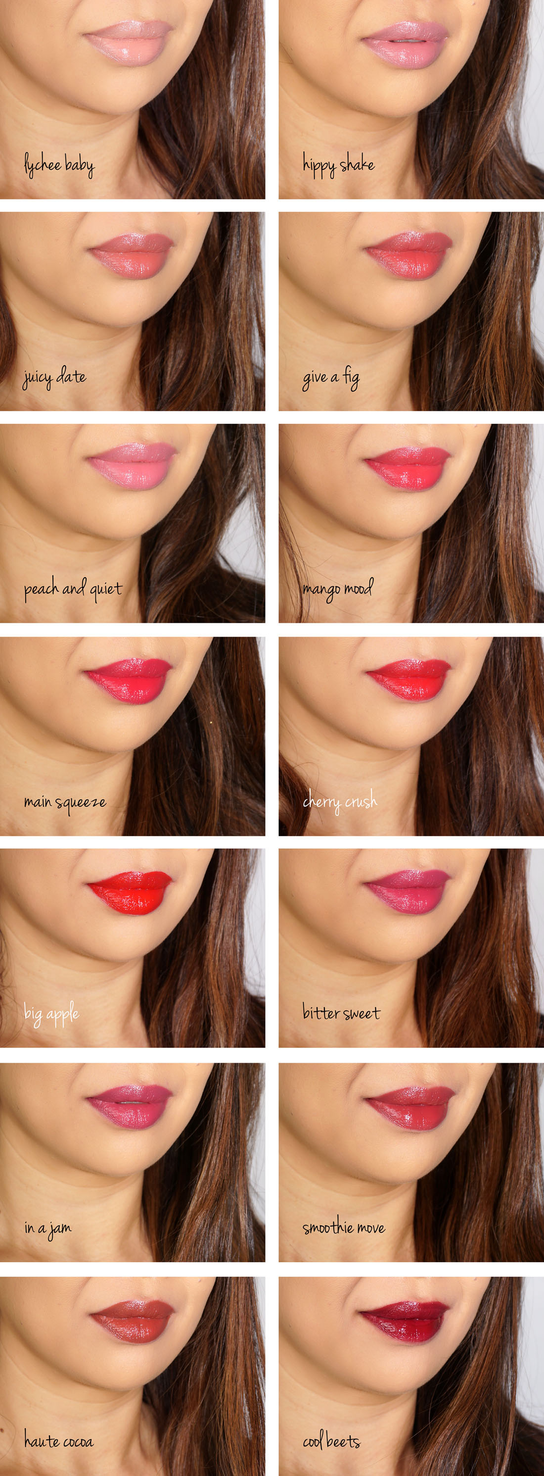 Bobbi Brown Crushed Liquid Lip Balm Review Swatches | The Beauty Look Book