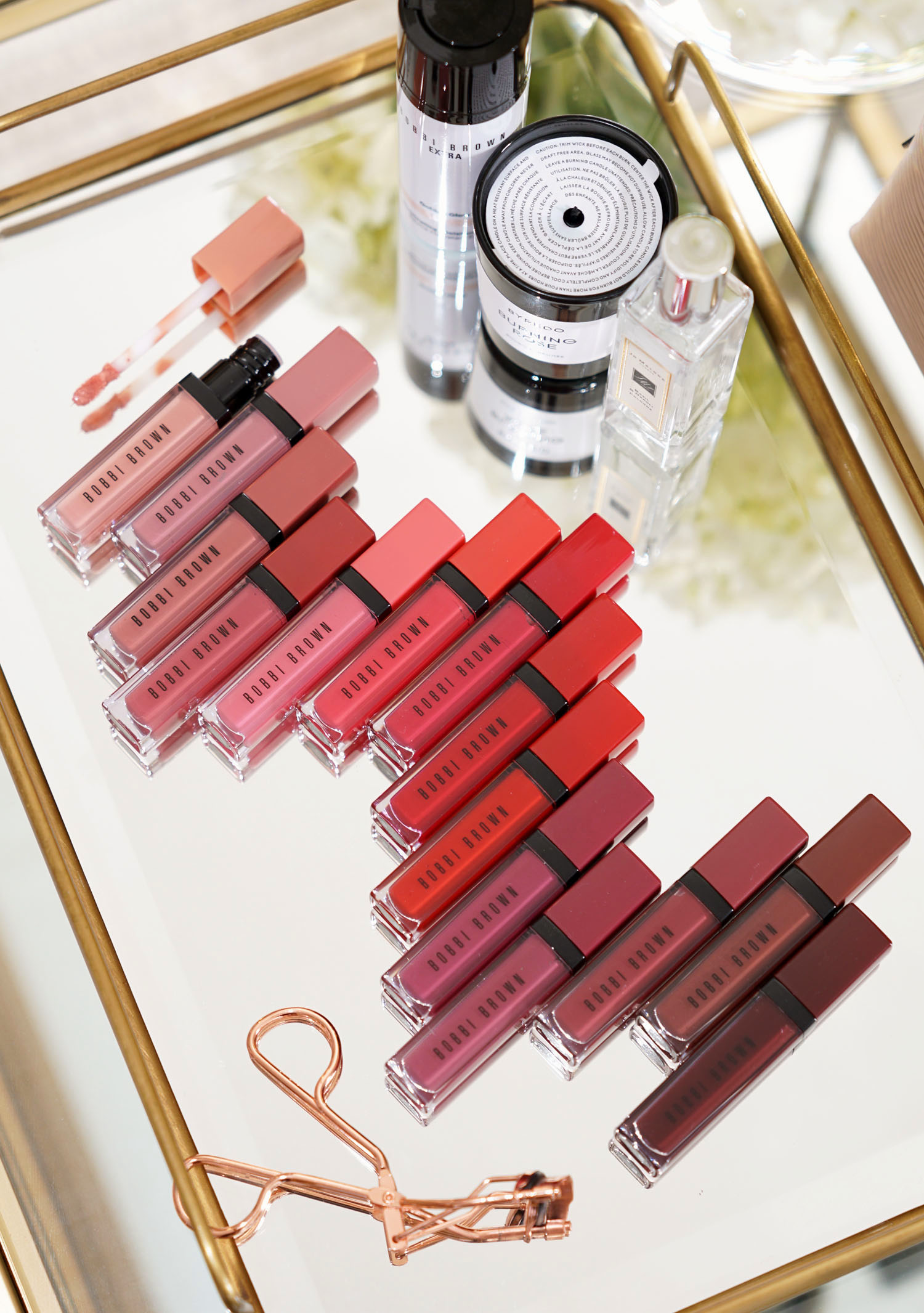 Bobbi Brown Crushed Liquid Lip Review The Beauty Look Book