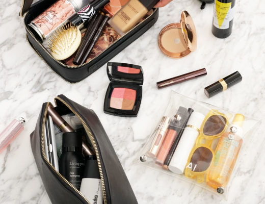 Best Travel Makeup Bags | The Beauty Look Book