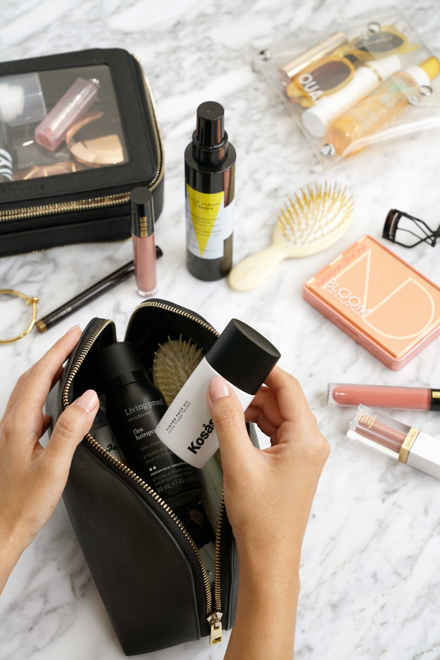 The Daily Edited Large Cosmetic Case Review | The Beauty Look Book