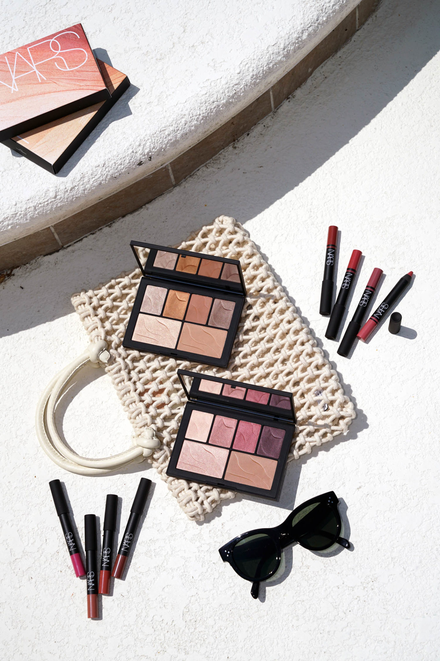 NARS Summer 2019 Edit Heat of the Night Collection
