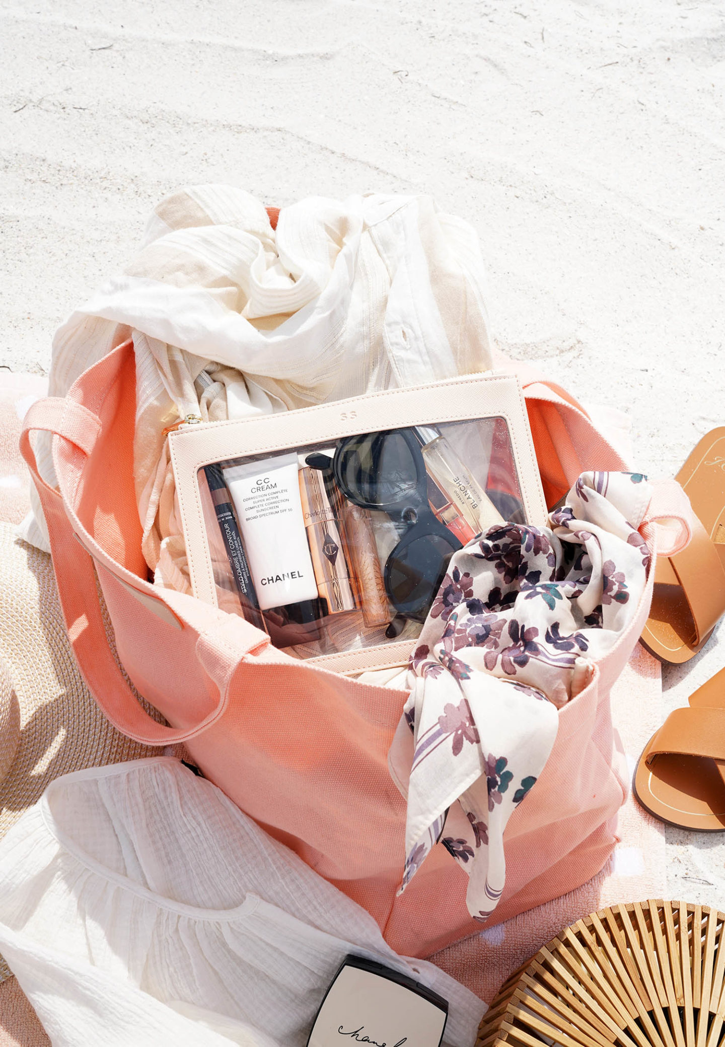 Beach Beauty Essentials | The Beauty LooK Book