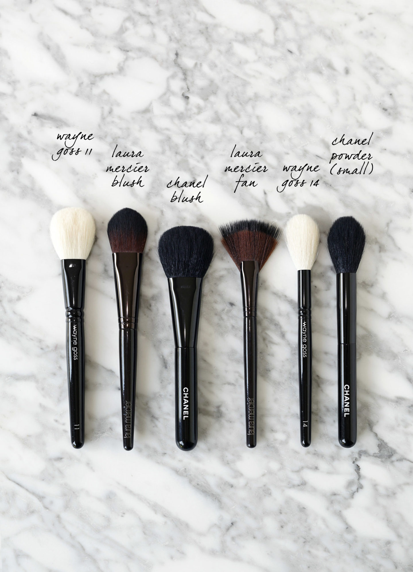 Best Blush and Highlighting Makeup Brushes