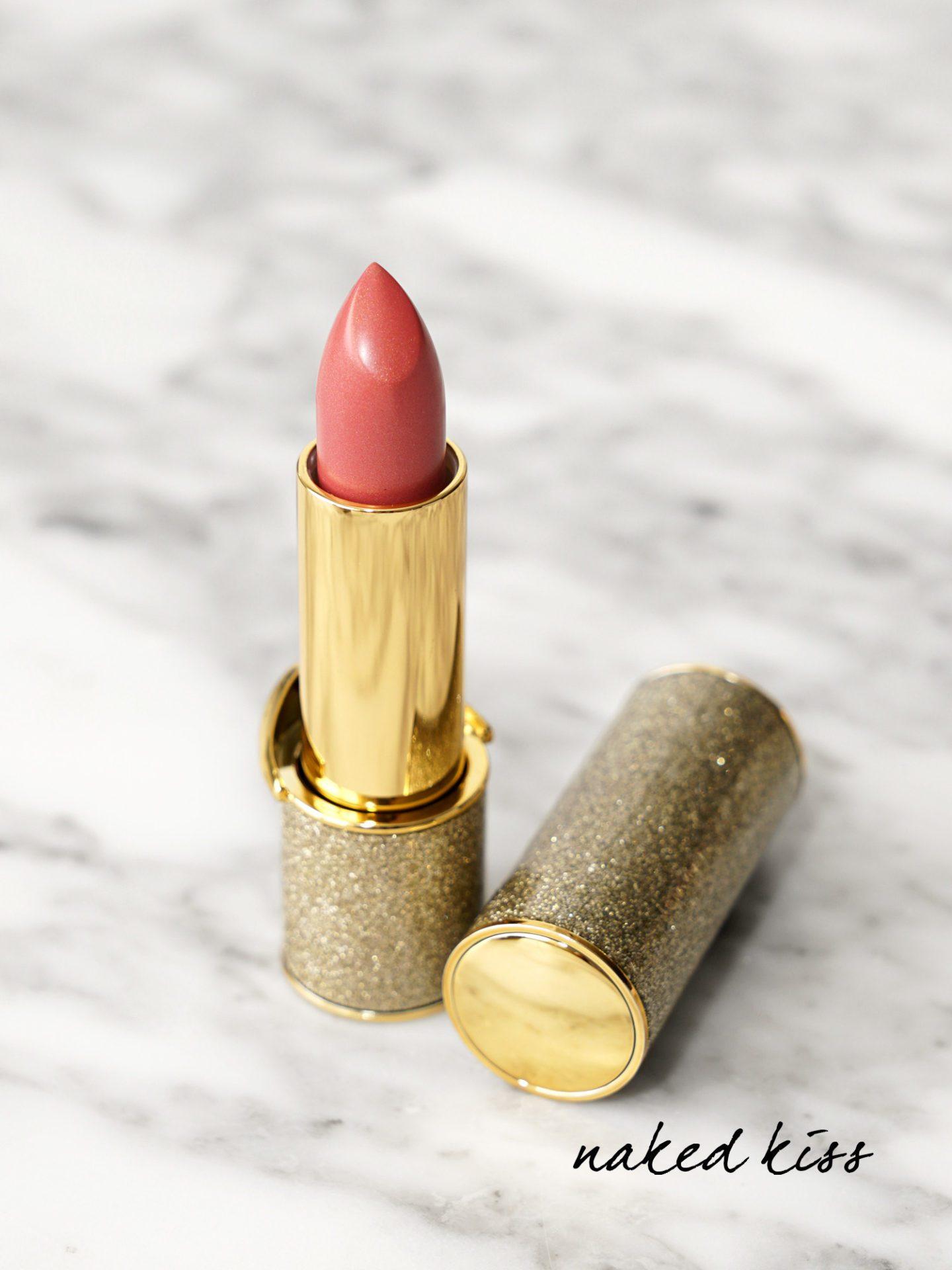 Pat McGrath BlitzTrance Lipstick Naked Kiss | The Beauty Look Book