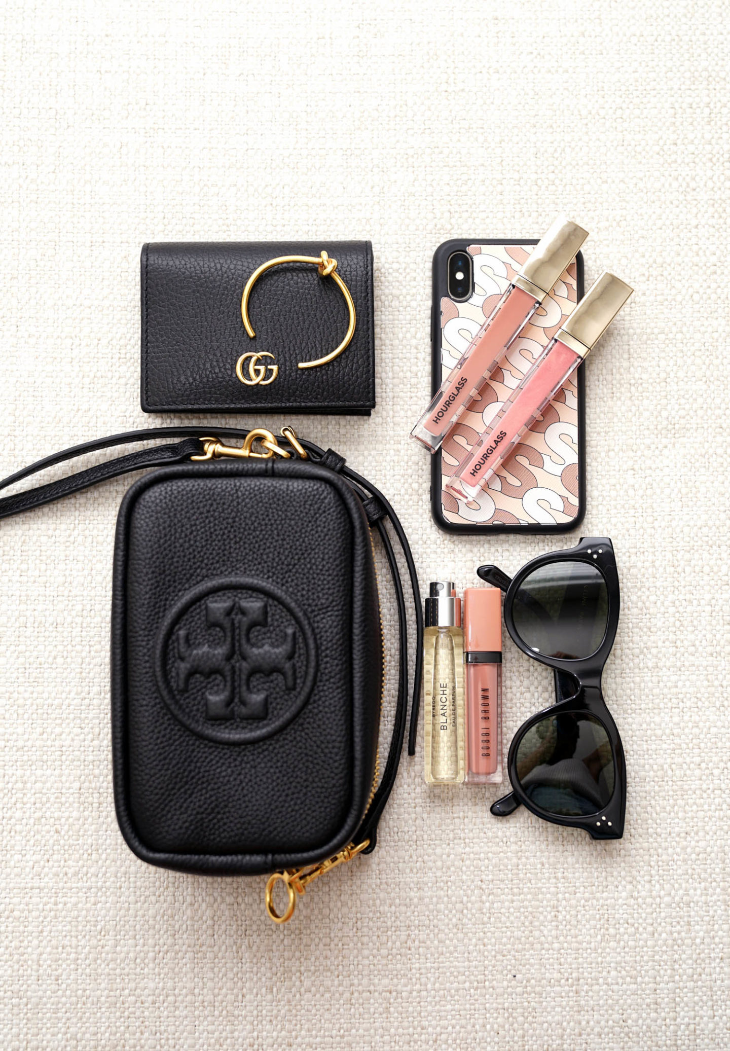 What's In My Bag Tory Burch Mini Crossbody