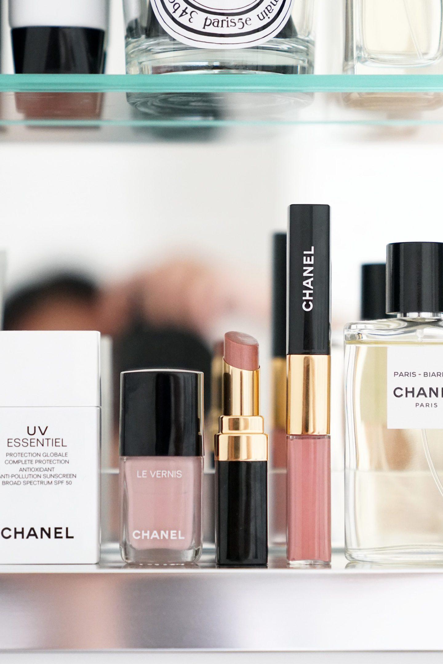 Chanel Le Vernis Organdi