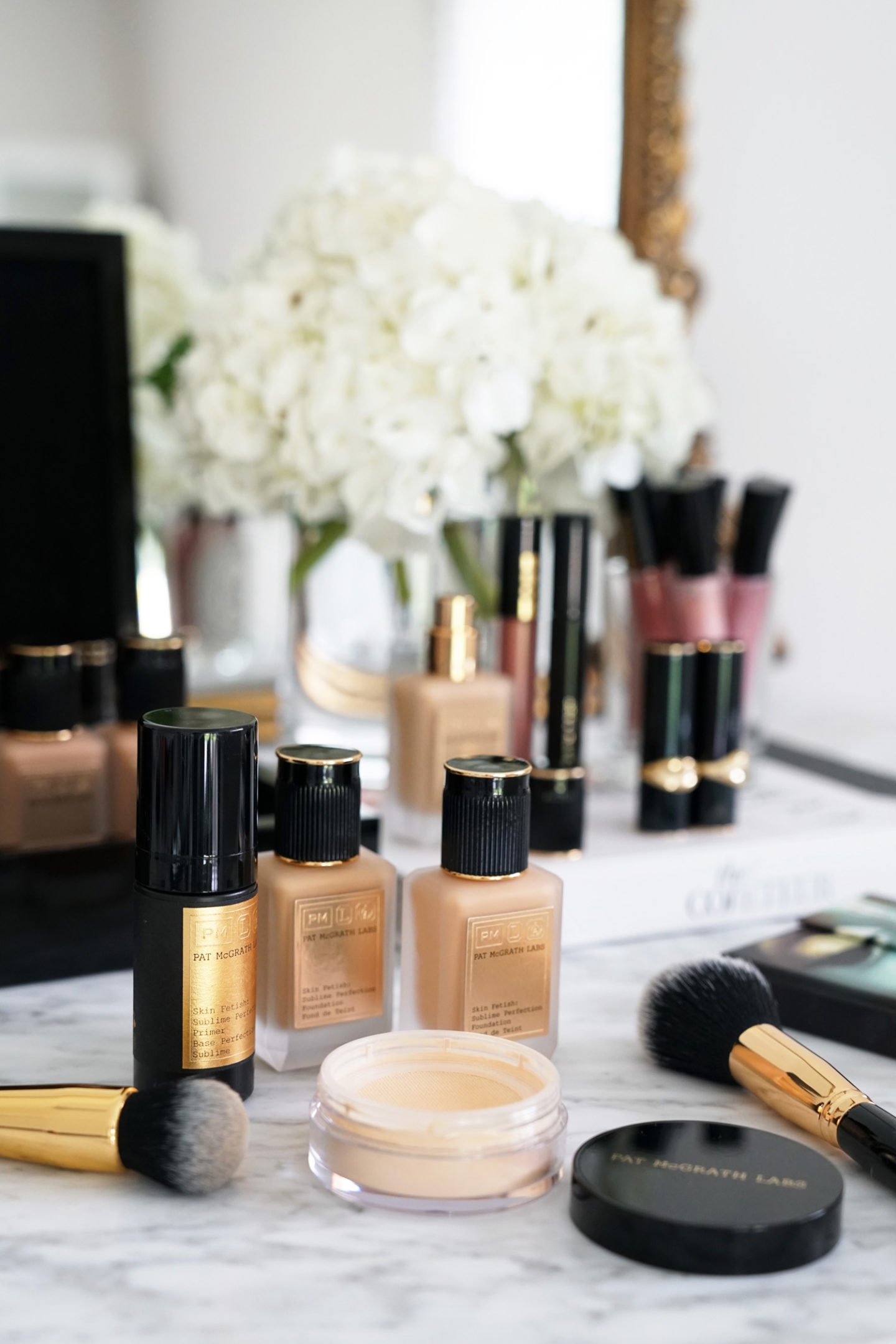 Pat McGrath Labs Foundation Review via The Beauty Look Book