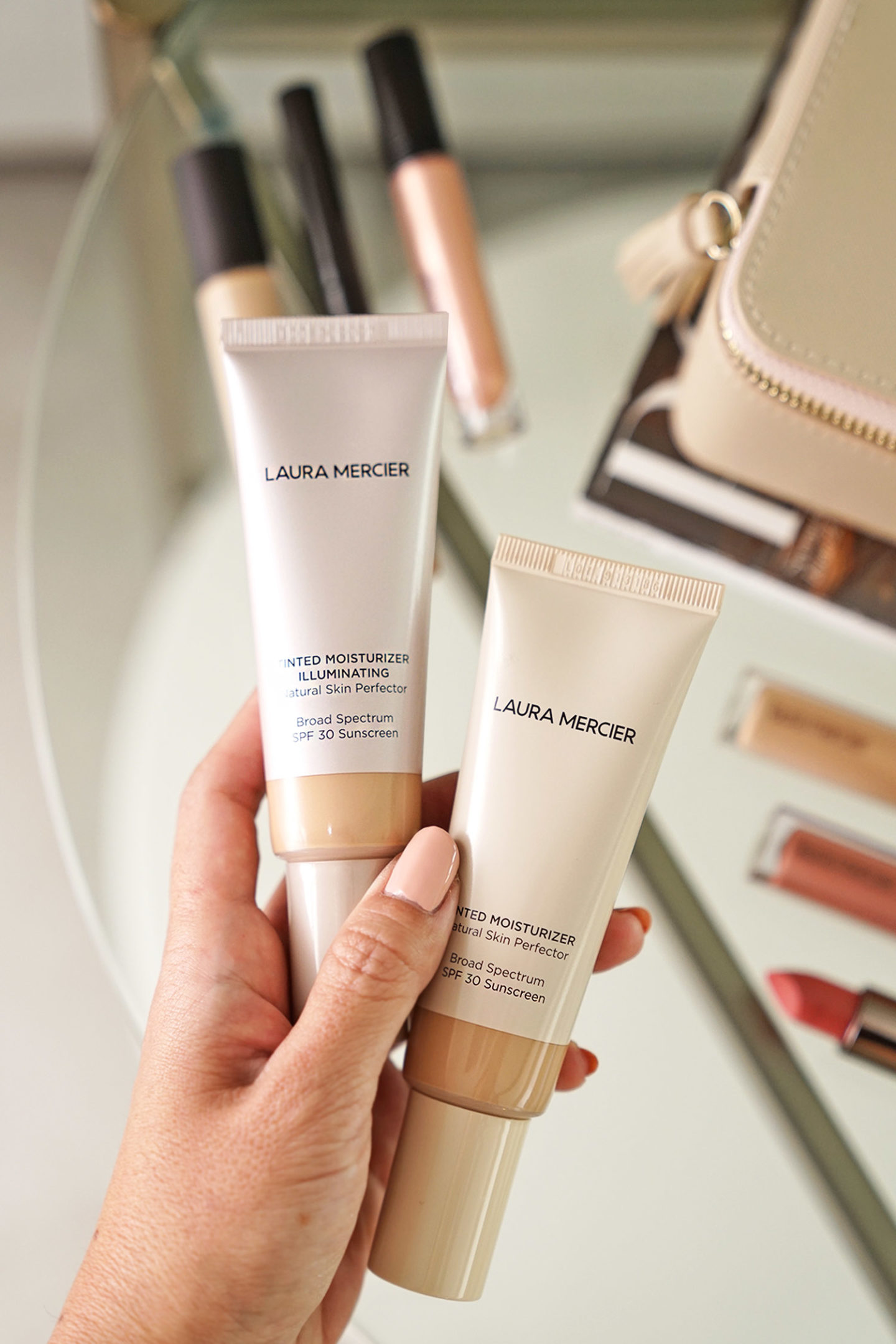 New Laura Mercier Tinted Moisturizer Formula Review