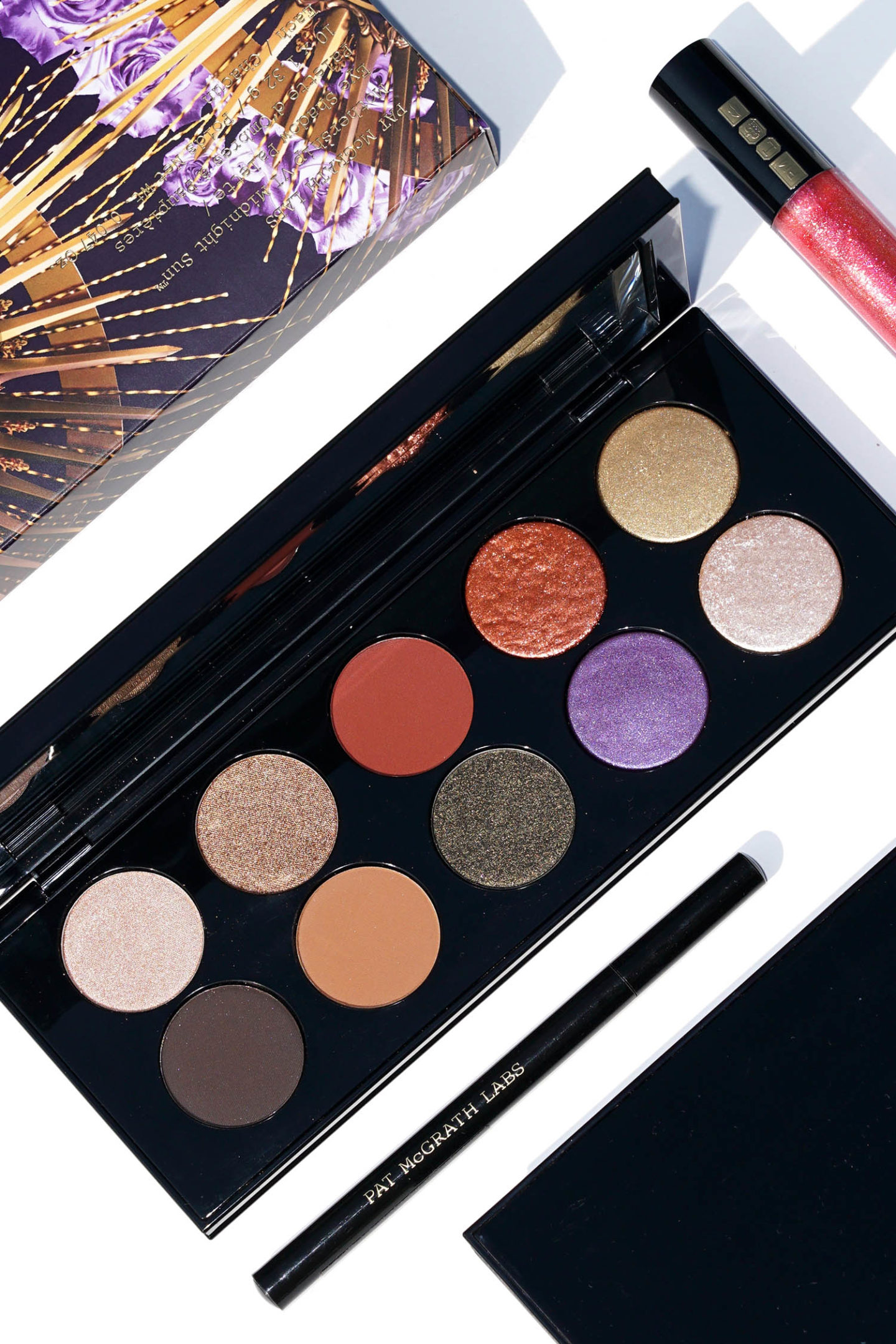 Pat McGrath Labs Mothership VI Midnight Sun Eyeshadow Palette