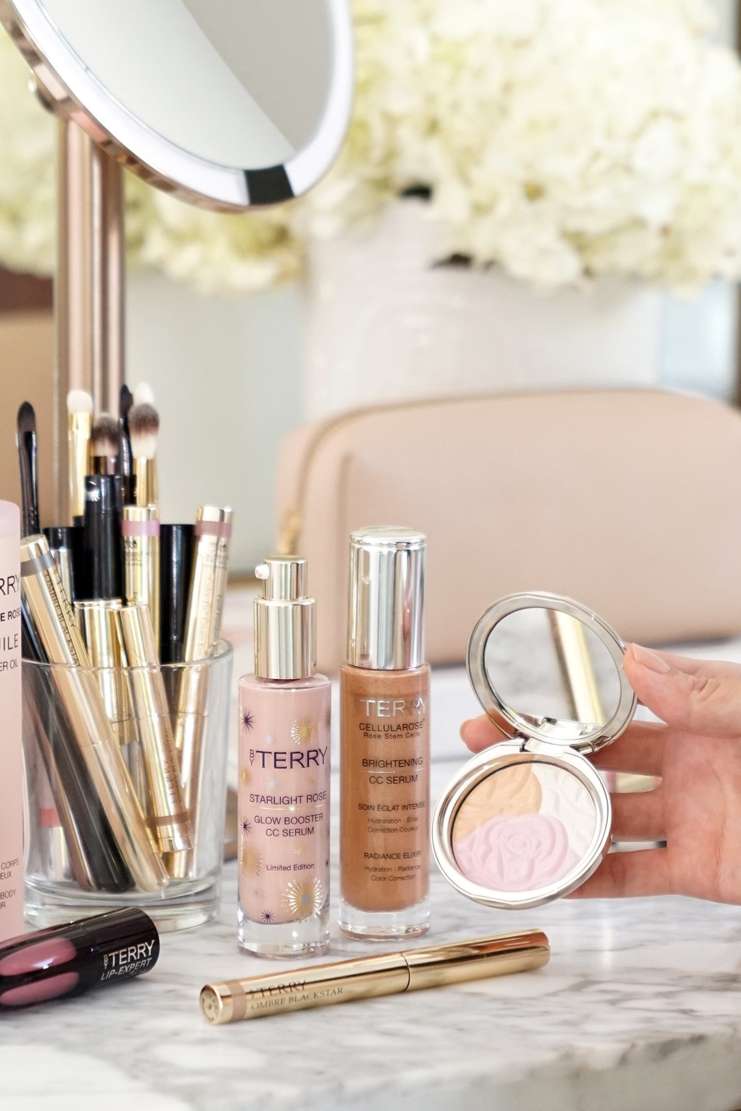 By Terry Starlight Rose Holiday Collection
