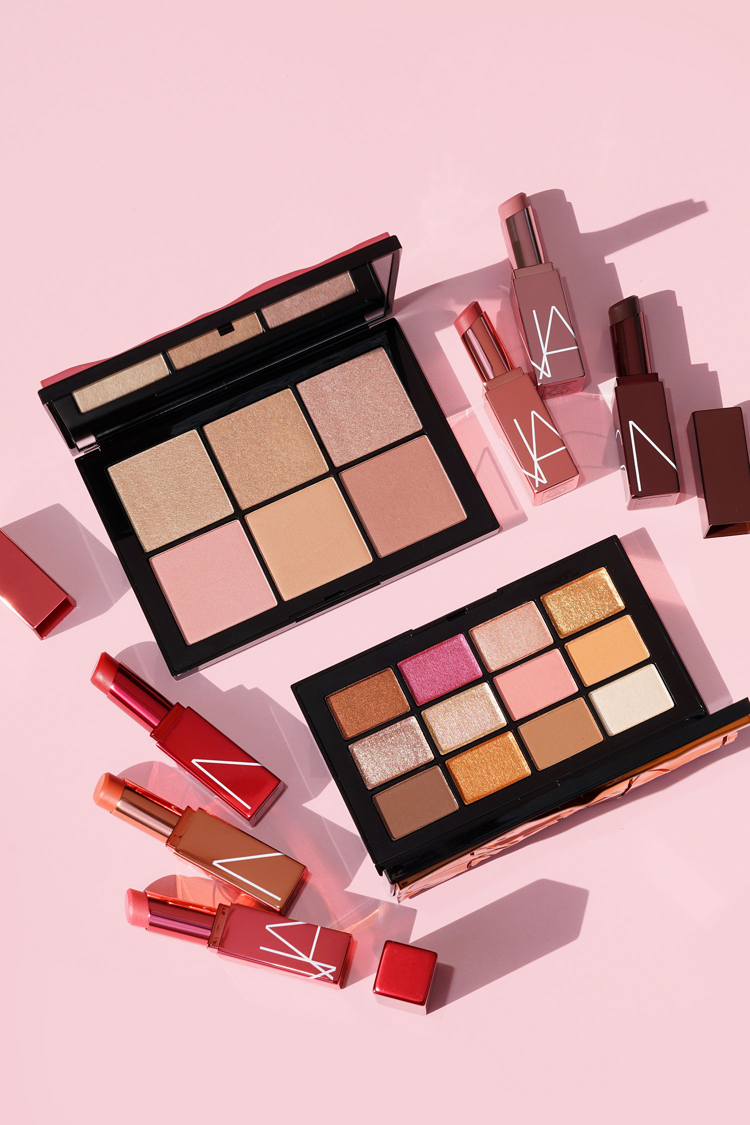 Nars 2020 Christmas NARS Afterglow Collection Review   The Beauty Look Book