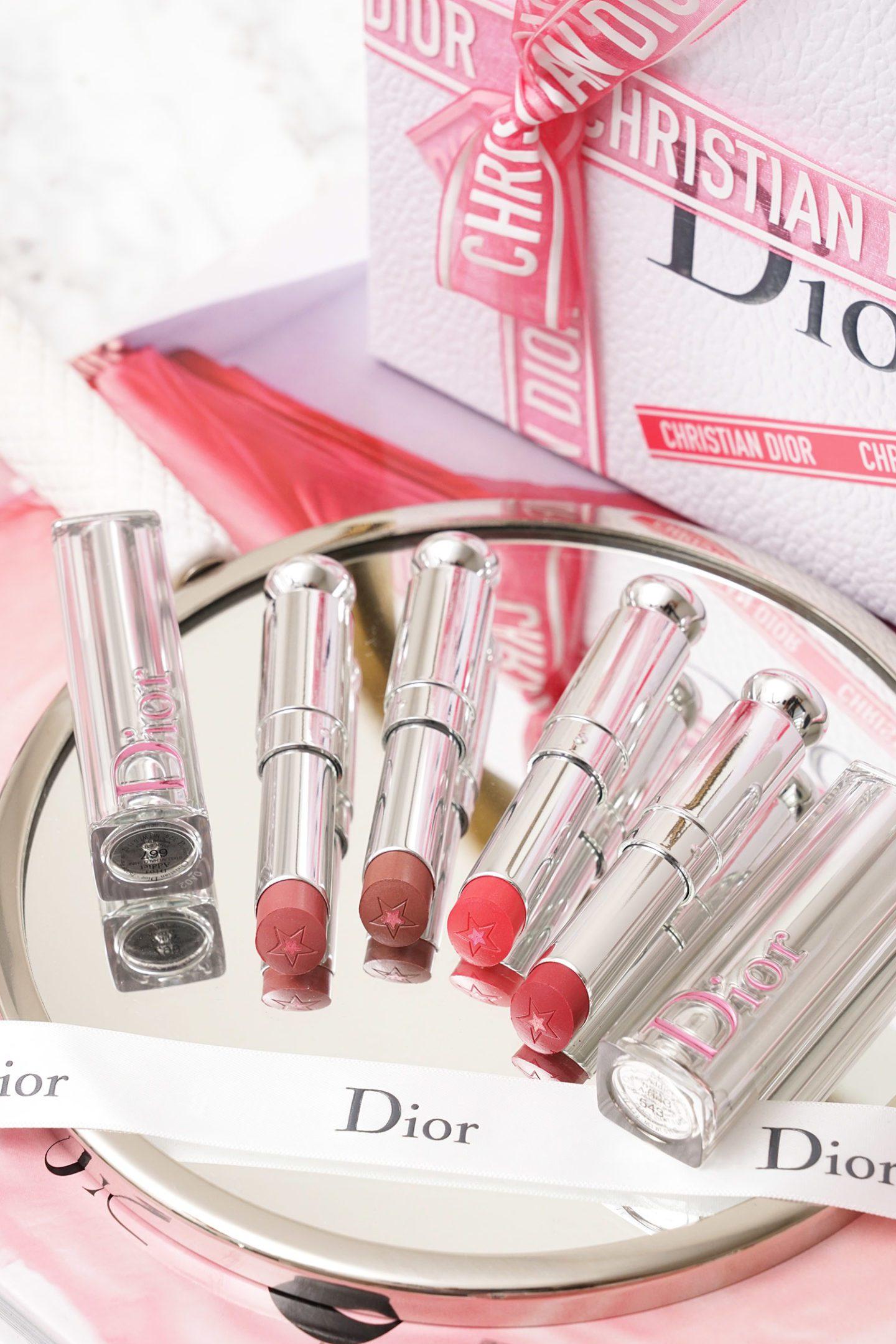 Dior Addict Stellar Halo Shine Lipstick review