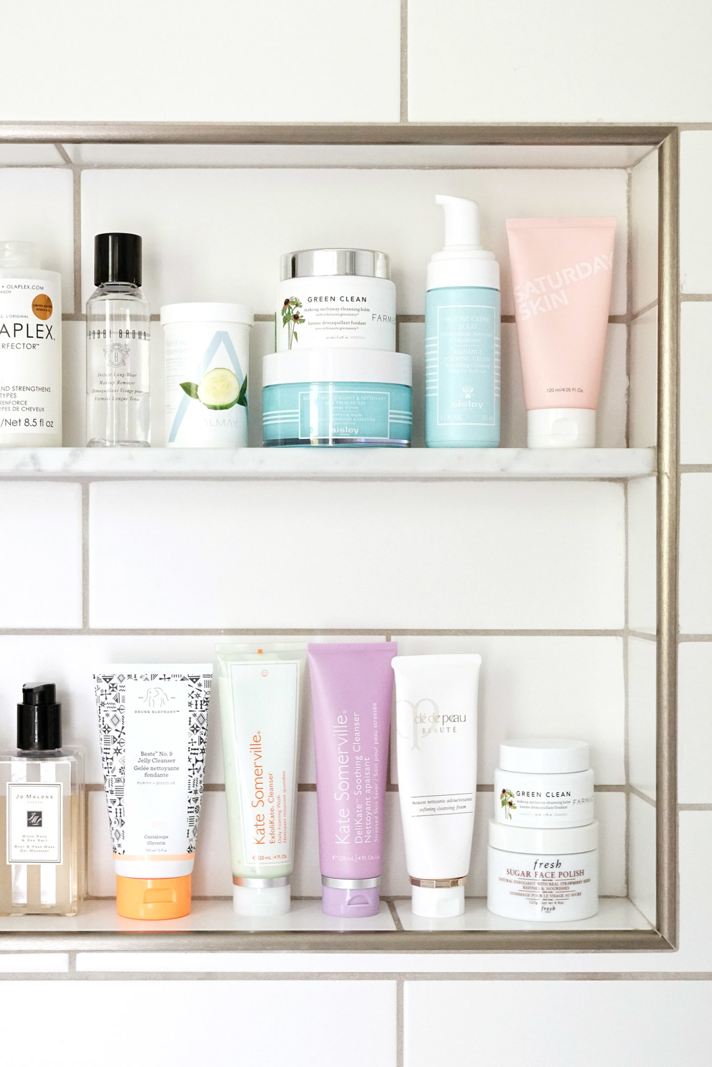 Best Makeup Removers and Face Cleansers