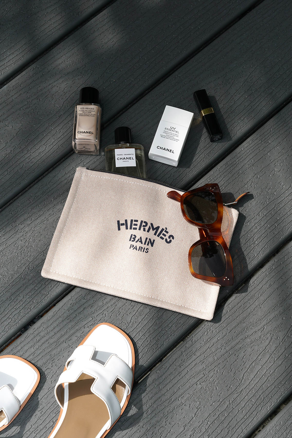 Hermes Bain New Yachting case, small model