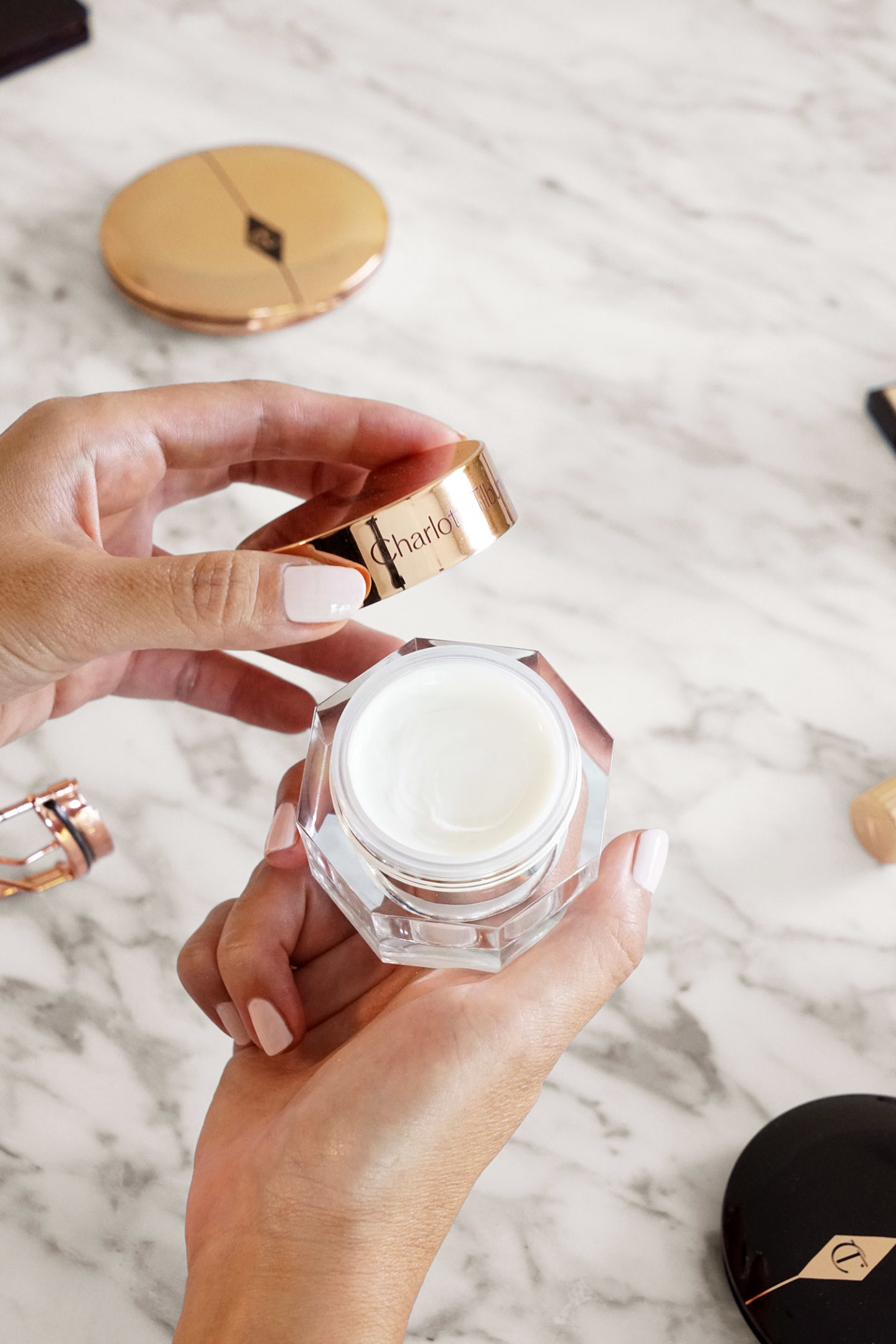 Charlotte Tilbury Magic Cream | The Beauty Look Book