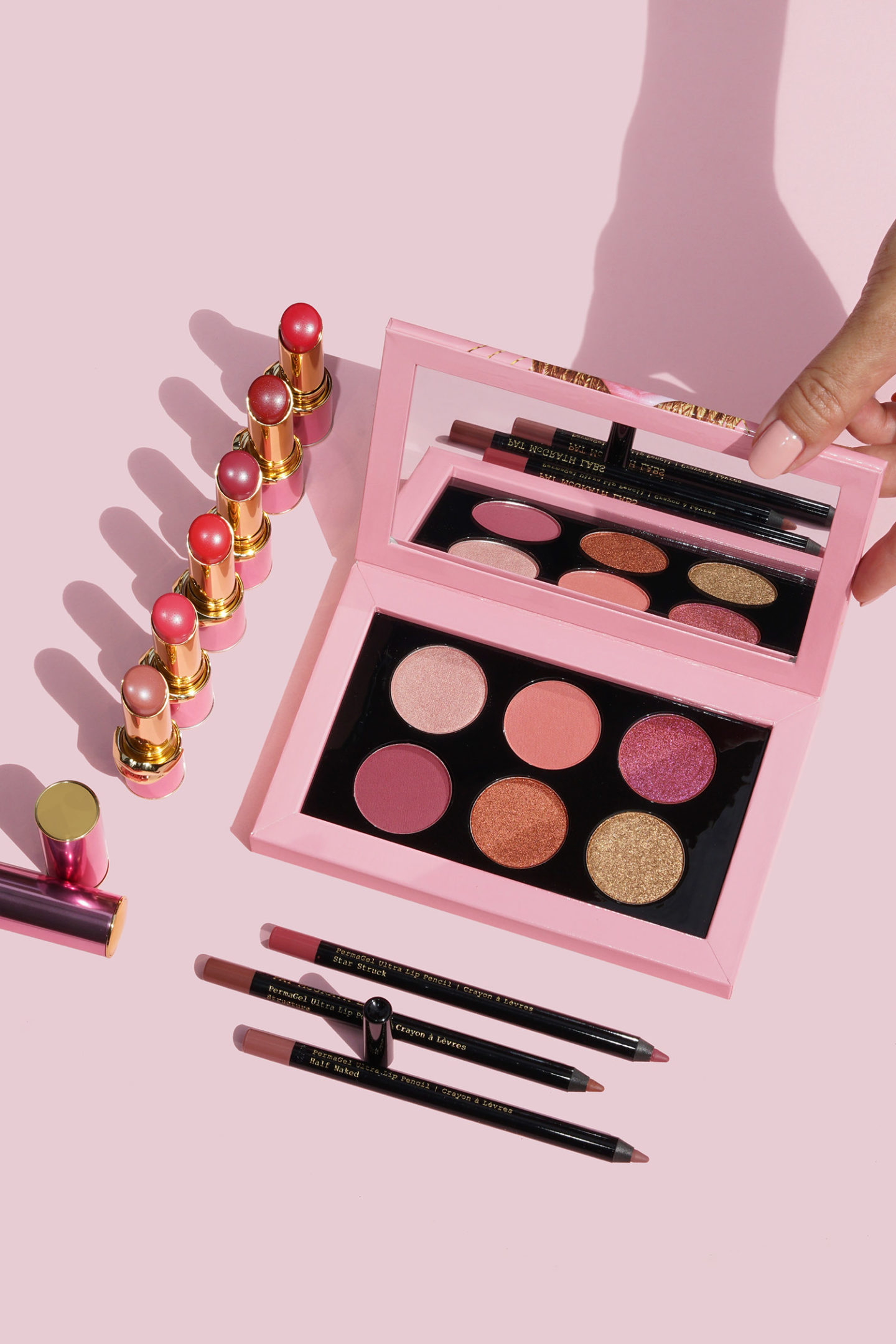 Pat McGrath Labs Rose Decadence Collection Review