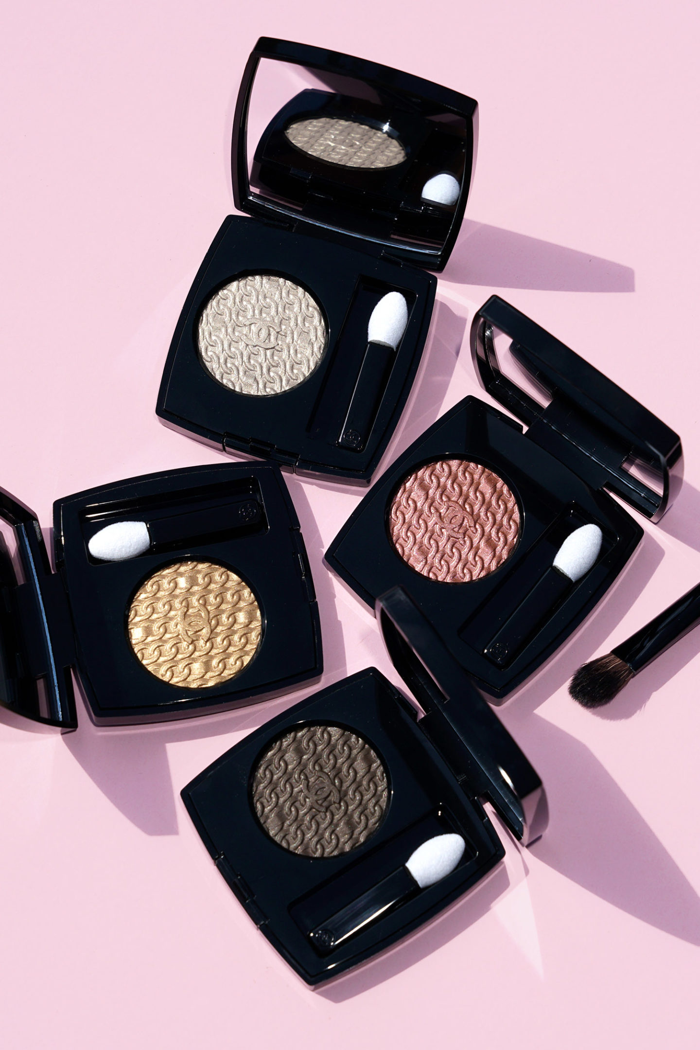 Chanel Holiday 2020 Ombre Premiere Eyeshadows