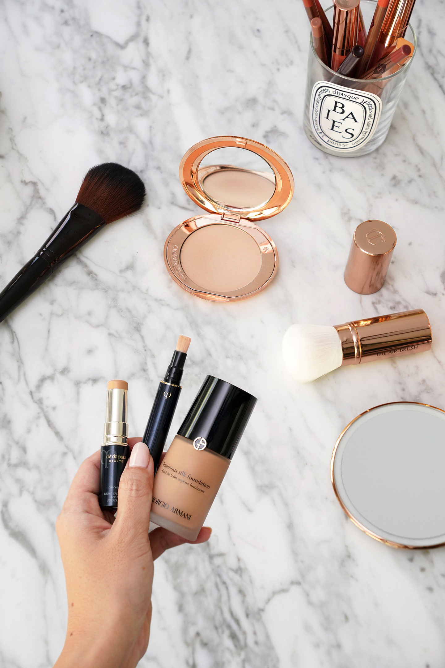 Best Foundation, Concealer and Powder from Nordstrom