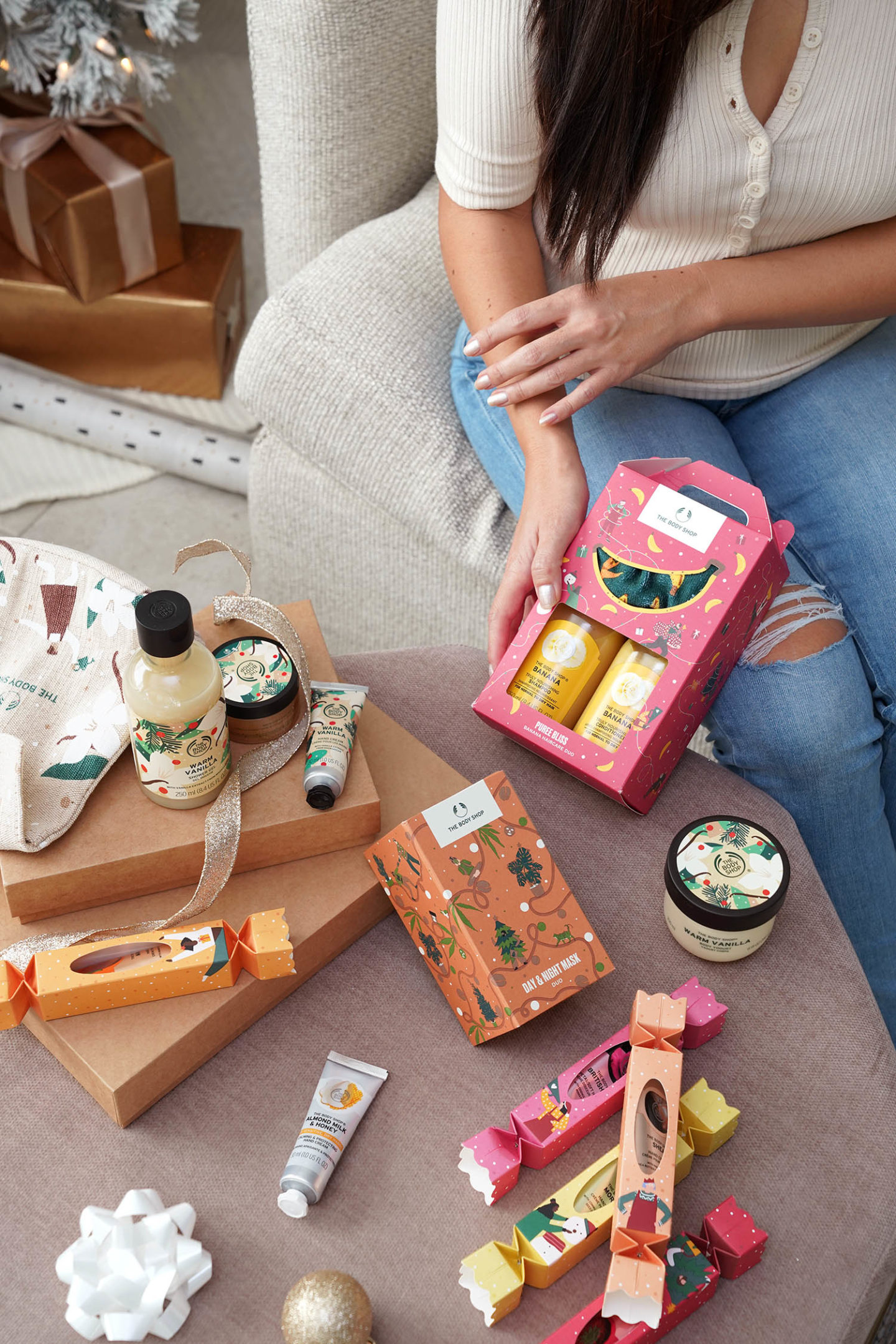 The Body Shop Holiday Gift Guide