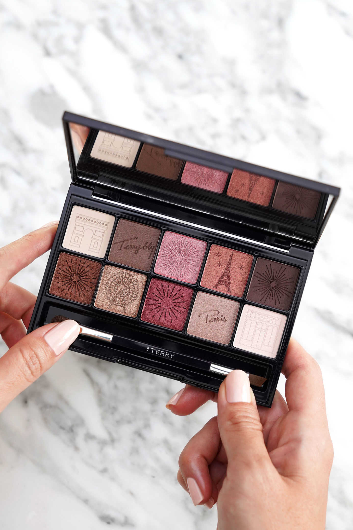 By Terry VIP Expert Eyeshadow Palette Paris Mon Amour