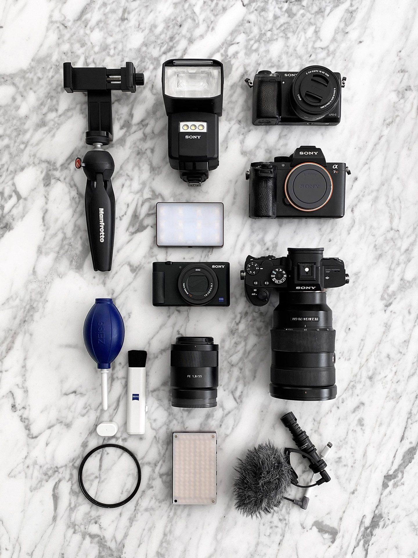 Ask Sabrina Part 3 Cameras, Equipment and Editing Tools   The Beauty Look Book