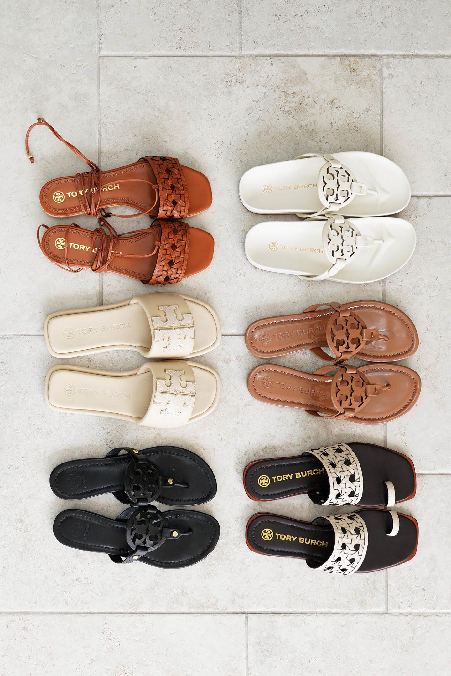 Best Tory Burch Sandals | The Beauty Lookbook