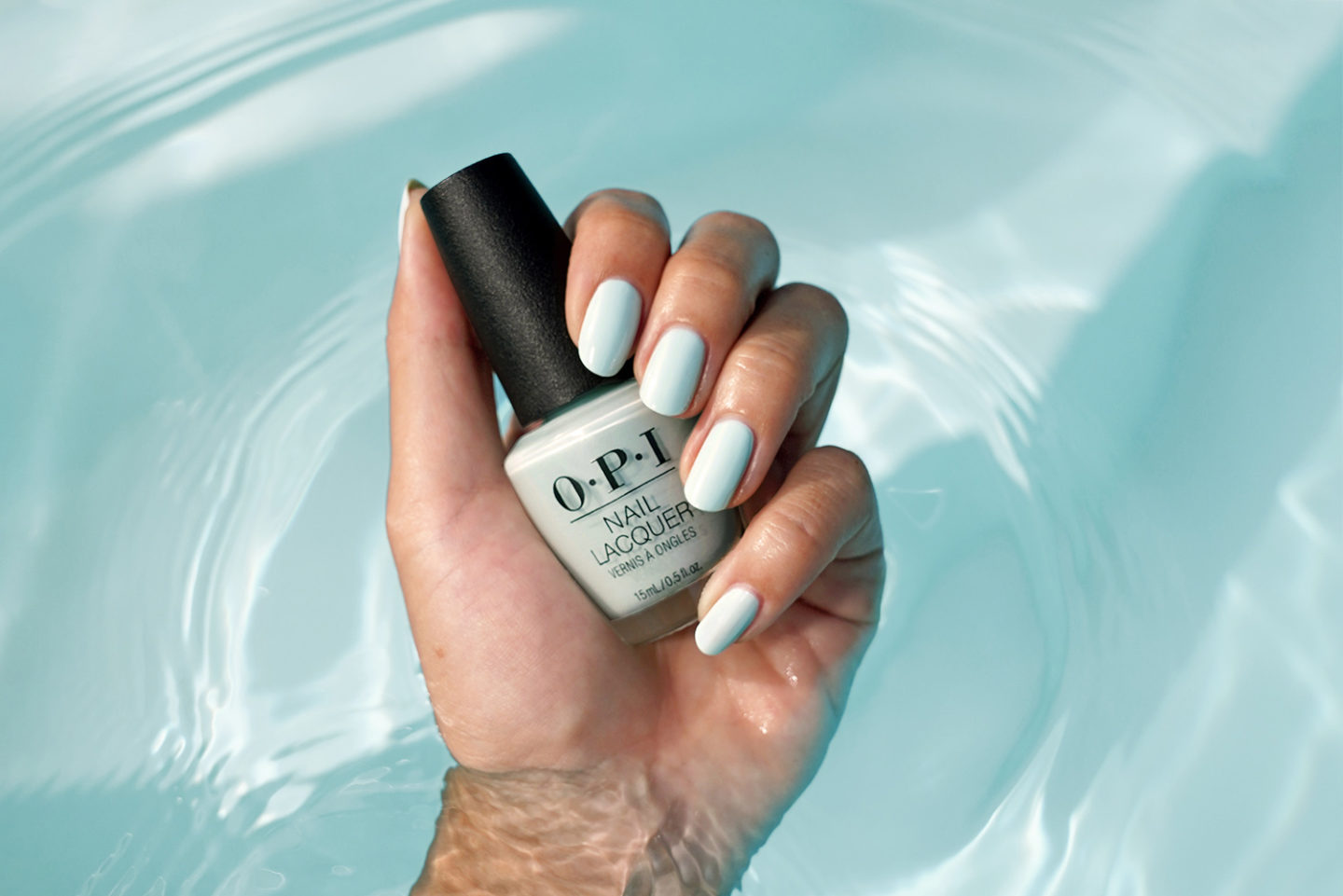 OPI Mexico City Move-Mint swatch
