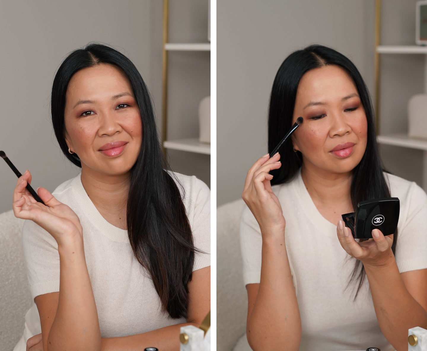 Chanel Les 4 Ombres in Candeur Et Experience